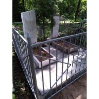 Полное благоустройство могилы на кладбище Марьина Роща