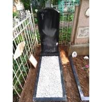 Изготовление и установка памятника на Бугровском кладбище