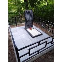 Обустройство могилы на Афонинском кладбище