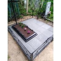 Устройство могилы на кладбище Высоково