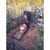 Изготовление и установка памятника на кладбище Федяково