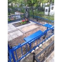 Устроили могилу на Сормовском кладбище