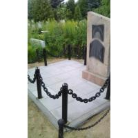 Благоустройство могилы на Румянцевском кладбище