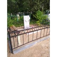 Устройство могилы на кладбище в Нижегородской области