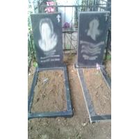 Изготовление и установка нового памятника на кладбище Марьина Роща